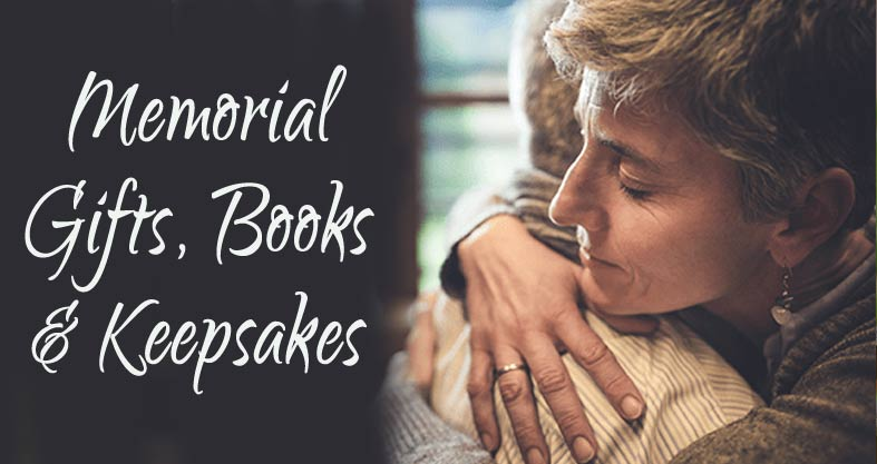 Memorial Gifts, Books and Keepsakes