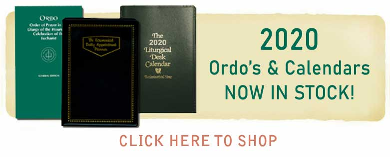 2020 ordos and calendars IN STOCK