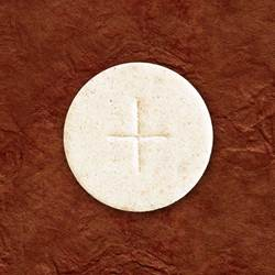 "1 3/8"" White Host host, church hosts, church breads, altar breads, hosts for church, communion wafers, church wafers, first holy communion wafers, cavanaugh communion wafers, cavanaugh wafers, cavanaugh hosts, altar bread, altar wafers, catholic church hosts"