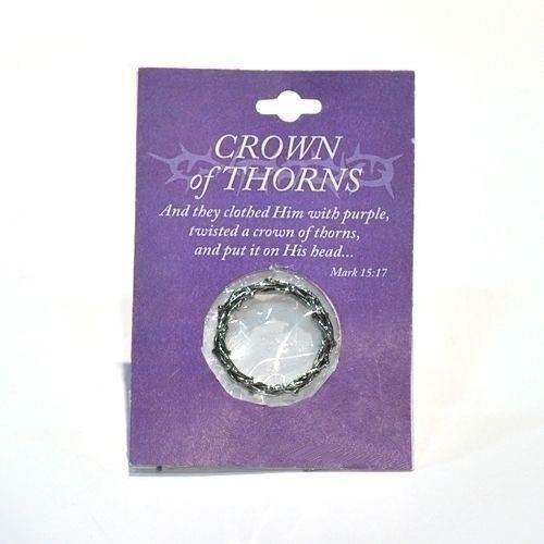 "1"" Crown of Thorns Pocket Token"