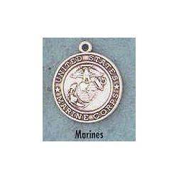 St. Christopher and marine medal