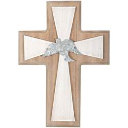 "10"" Dove Wall Cross"