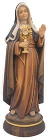 "12"" St Clare with Monstrance"