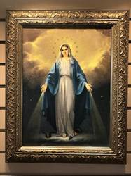 12 X 16 Our Lady Of Grace Framed Picture