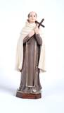"13"" St. John Of The Cross Statue from Peru"