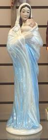 "14"" Della Robbia Blessed Mother Statue *WHILE SUPPLIES LAST*"