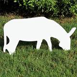 "15"" Marine Grade Outdoor Nativity Donkey ti50, outdoor decor, outdoor nativity, pvc nativity, complete nativity, donkey nativity, animal nativity, yard nativity, 202632-30007"