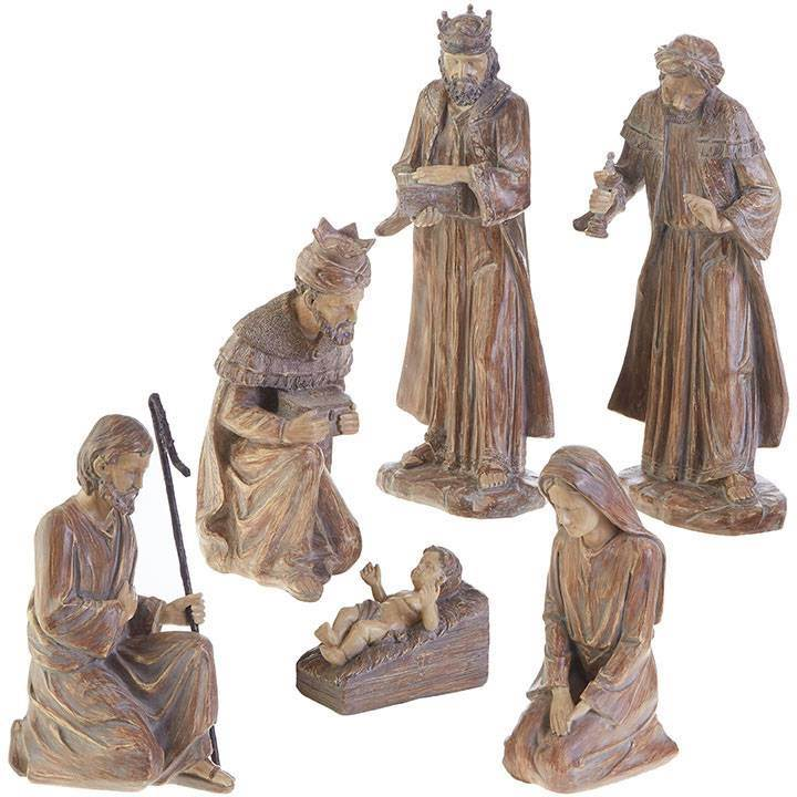"15"" Nativity Figure Set"