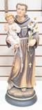 "19"" St Anthony Statue"