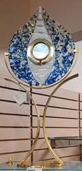 Modern Monstrance Murano Glass