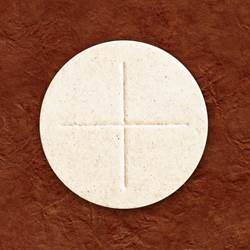 "2 3/4"" White Host host, church hosts, church breads, altar breads, hosts for church, communion wafers, church wafers, first holy communion wafers, cavanaugh communion wafers, cavanaugh wafers, cavanaugh hosts, altar bread, altar wafers, catholic church hosts"