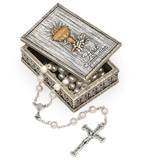 "2.75"" First Communion Keepsake Box"
