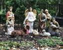 "20"" 12 pc Heavens Majesty Nativity Set with Removable Jesus  xmas15i, outdoor nativity, indoor nativity, color nativity, christmas gift, christmas decor, yard decor, church gift, church items, holy family,53314"