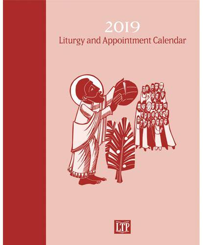 2019 Liturgy and Appointment Calendar