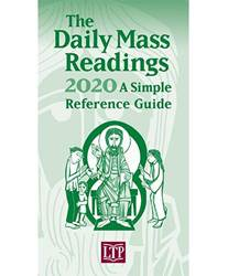 2020 Daily Mass Readings