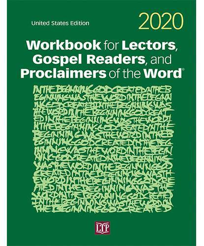 Workbook for Lectors, Gospel Readers, and Proclaimers of the Word 2020  United States Edition