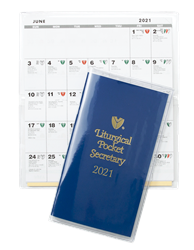 2021 Liturgical Pocket Secretary