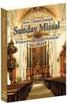 St. Joseph Sunday Missal Prayerbook And Hymnal For 2021