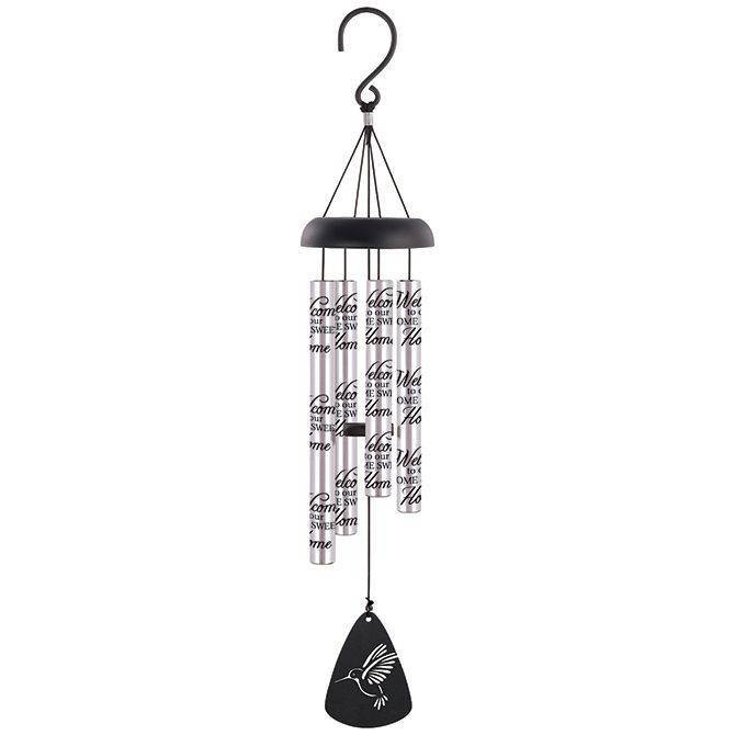 "21"" Welcome Wind Chime"