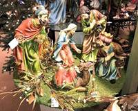 24 Inch Nativity Set, 7 Pieces