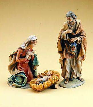1950 Demetz Nativity  - DM1950