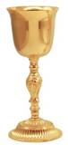 24kt Gold Plate Chalice Made In Italy