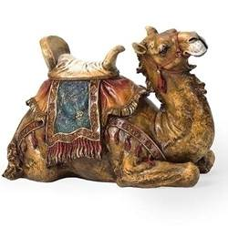"27"" Scale Seated Camel, Full Color"