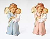 "3"" ""Bless This Child"" Fontanini Figurine"