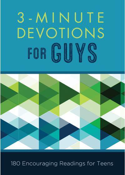 3 Minute Devotions for Guys