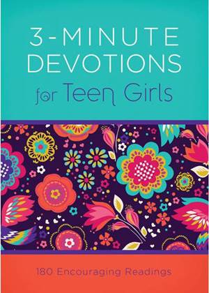 3 Minute Devotions for Teen Girls