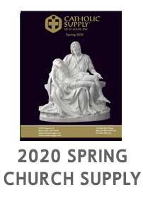 2020 Catholic Supply Spring Church Good Catalog