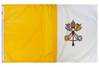 3' X 5' Outdoor Papal Flag