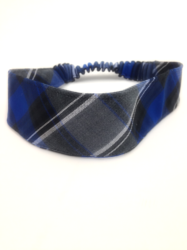 Plaid #32 Elastic Headband *WHILE SUPPLIES LAST*