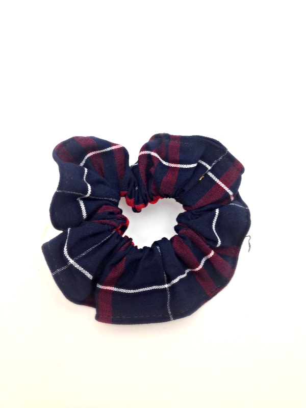 Scrunchie, Plaid #37