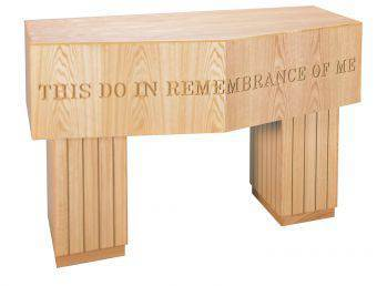 3707 Communion Table