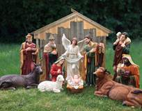 "39"" Large Scale Fiberglass Nativity Set with Stable *SOLD OUT; Pre-Order for Summer 2020* Outdoor nativity set, yard nativity, lawn nativity, large scale nativity set, large nativity, outdoor nativity, outdoor nativities, nativity set, christmas nativity, large nativity, outdoor nativity, indoor nativity, church nativity, home nativity, zy15891,xmas15l"