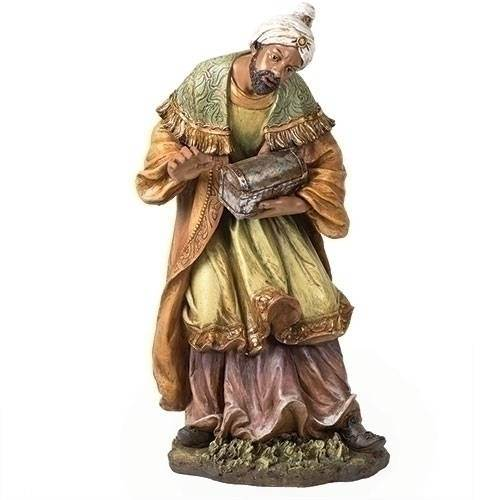 "39"" Scale African King full color figure"