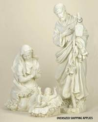 "39"" Scale Holy Family"