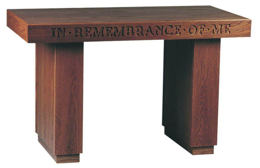 466 Communion Table
