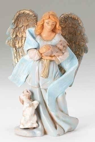 "5"" Fontanini Celia Angel Figure"