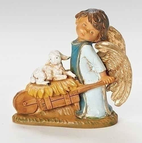 "5"" Fontanini Sela Angel Figure"