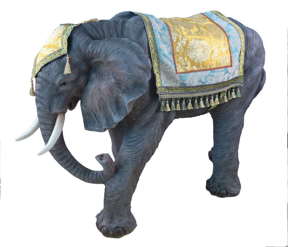 "53"" Heaven's Majesty Elephant"