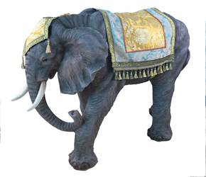 "53"" Heavens Majesty Elephant"