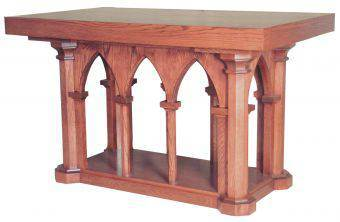 536 Altar Table - WO-536