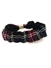 Plaid #56 Elastic Pony Wrap *WHILE SUPPLIES LAST* hair accessories, hair band, hair tie, uniform accessory, plaid hair, ponytail holder, elastic hair holder, elastic hair band,FBE5-56
