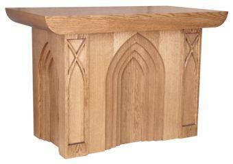 637 Altar Table - WO-637