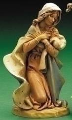 "7.5"" Fontanini Mary Figure  figure, 7 1/2"" figure, fontanini, christmas gift, christmas set, collection figures , nativity figures, open stock figures, 72812"