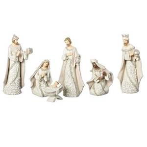 "7.5"" 6 Piece Nativity"