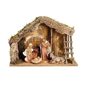 "7.5"" Fontanini 5pc Nativity Set"
