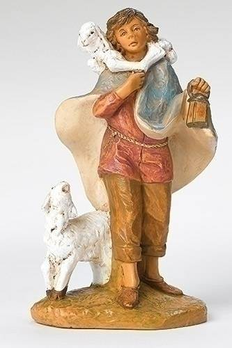 "7.5"" Fontanini Paul, Shepherd Figure"